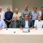 Diretores analisam gestão 2010/2014 da Fecomércio