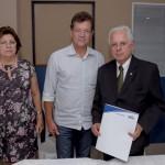 Presidente da Fecomércio assina convênio com ASL