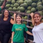 Mesa Brasil realiza visita a doadores do Platô de Neópolis