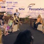 Fecomércio participa da Feira de Sergipe