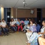 Diretora do Sesc/Sergipe reúne-se com a equipe do Caravana da Esperança