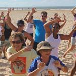 Fecomércio realiza Dia de Lazer na Praia