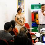 Mesa Brasil recebe doação de 50 mil litros de leite