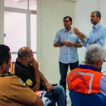 Fecomércio discute combate a incêndios no centro de Aracaju