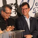 Fecomércio homenageia centenário de Mamede Paes Mendonça