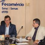 Fecomércio Sergipe instala Câmara Empresarial de Seguros