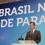 """Laércio: """"Agenda aponta projetos que ajudarão na recuperação da confiança do país"""""""