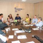 Fecomércio e empresários discutem melhorias na segurança com SSP