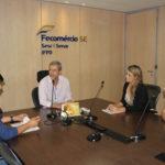 Fecomércio fecha parceria para busca de recursos do Prodetur