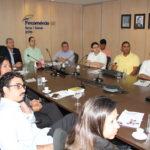 IBGE busca Fecomércio para parceria na conscientização empresarial