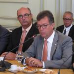Laércio busca integração da Argentina com comércio sergipano