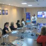 Rede Mulher Empreendedora apresenta trabalho na Fecomércio