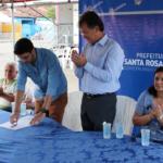 OdontoSesc deverá atender toda a população de Santa Rosa de Lima