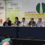 Relator da reforma tributária faz palestra nos Diálogos Empresariais