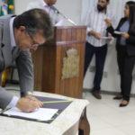 Fecomércio e Prefeitura de Aracaju assinam convênio para Natal Iluminado