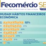 Brasileiros mudam hábito financeiro com a crise econômica