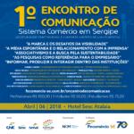 Fecomércio realiza 1º Encontro de Comunicação do Sistema Comércio