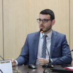 Em reunião com Laércio Oliveira, novo secretário da Fazenda traça panorama da situação econômica do Estado