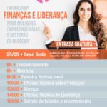 Workshop de Finanças e Liderança para Mulheres Empreendedoras