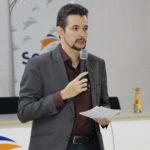 """Coordenador de Comunicação da Fecomércio fala sobre desafios da comunicação interna em """"Almoço com RH"""""""