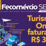 Turismo Online no Brasil fatura R$ 35,1 bilhões