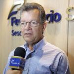 Laércio Oliveira assume segundo mandato na presidência do Sistema Fecomércio