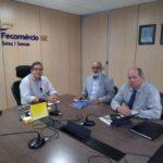 Fecomércio e Sicredi discutem soluções financeiras para empresas