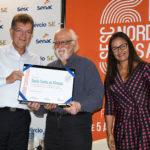 Laércio Oliveira abre os trabalhos do Fórum Nordeste das Artes