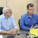 Fecomércio sedia reunião entre prefeito e lojistas do Centro de Aracaju
