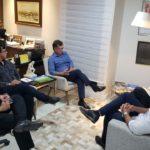 Laércio discute operações do Porto de Sergipe para as empresas locais