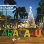 Turistas em Sergipe receberão boas vindas em cartões-postais do Natal Iluminado