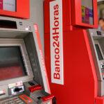 Crescimento nos saques do Banco 24 Horas condiz com elevação de vendas
