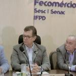 Fecomércio discute expansão do Sesc e Senac com Governo de Sergipe