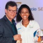 Fecomércio entrega troféu Senac Pleno