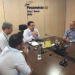 Câmara Empresarial de TI se reúne com representante do SergipeTec