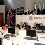 Câmara Municipal de Aracaju presta homenagem aos 70 anos do Sesc