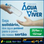 """Campanha """"Água pra Viver"""" mobiliza comerciários e empresários sergipanos"""