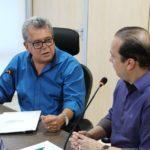 Valadares Filho discute demandas do setor produtivo na Fecomércio