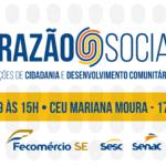Razão Social: Fecomércio leva cidadania a moradores do 17 de março
