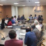 Fecomércio discute com VLI ampliação das atividades do Porto de Sergipe