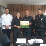 Polícia Militar reafirma compromisso com Natal Iluminado
