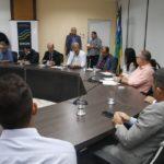 Focando no desenvolvimento, Fecomércio participa do comitê Sergipe 2050