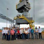Fecomércio leva empresários para conhecerem Porto de Sergipe